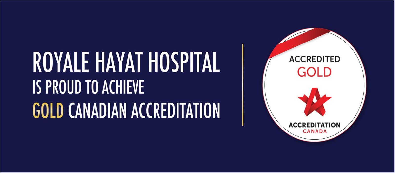 Royale Hayat Hospital - a Mutli-Specialty Best Luxury
